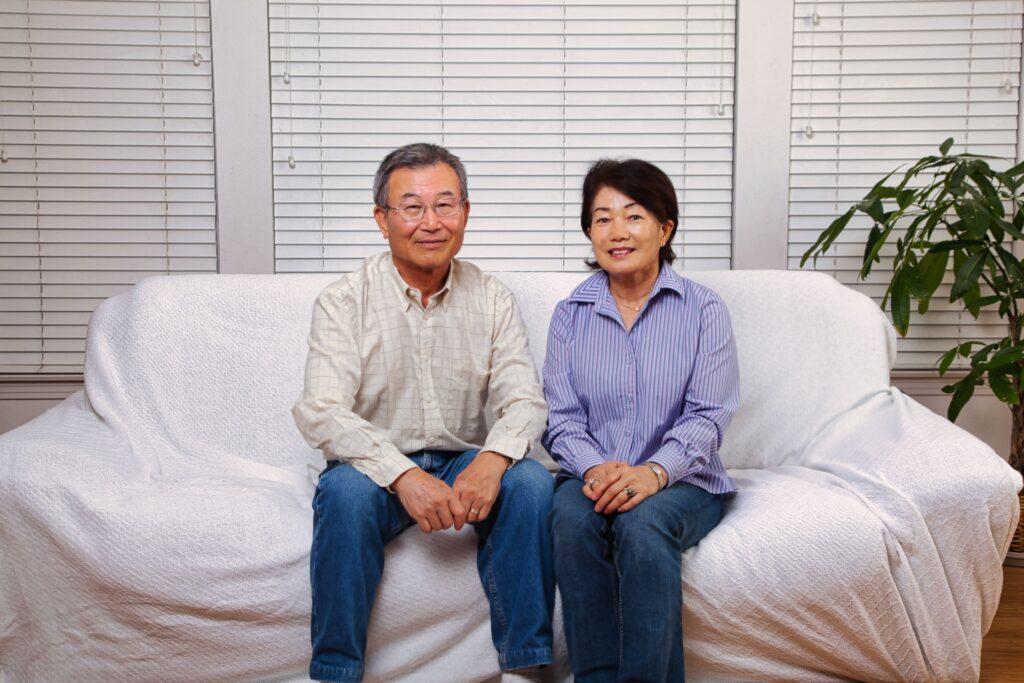 シニア 夫婦