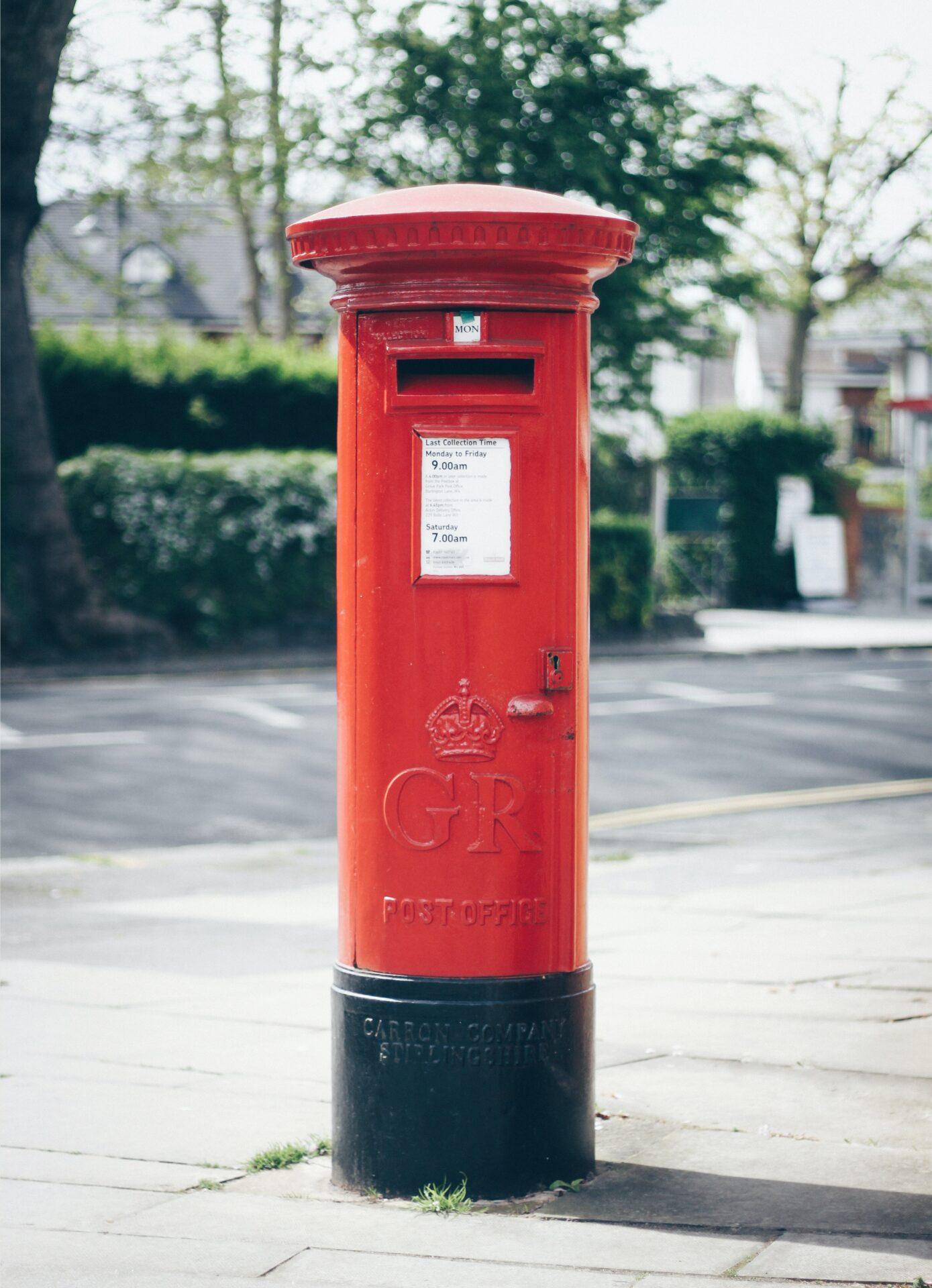 差出人不明郵便が来たときの心構えとは?