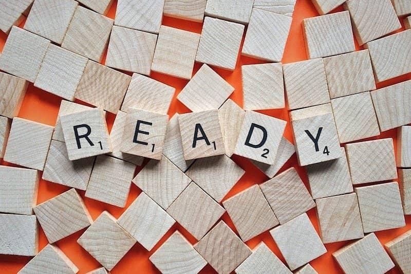 頭でわかっていても行動できない人は行動する準備から始めよう!