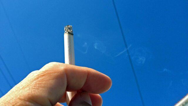 禁煙ニキビ
